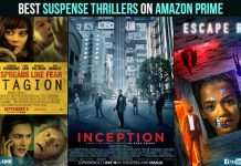 Best Suspense Thrillers On Amazon Prime