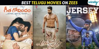 Best Telugu Movies On Zee5