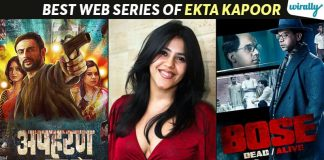 Best Web Series Of Ekta Kapoor