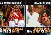 Bizzare Traditions Of India
