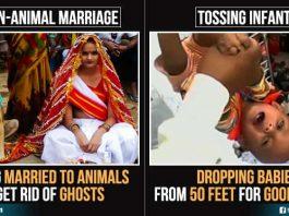 Bizzare Traditions Of India