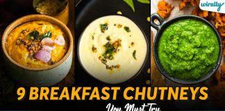 Breakfast Chutneys You Must Try