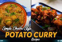 Dhaba Style Food