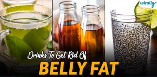 Drinks To Get Rid Of Belly Fat