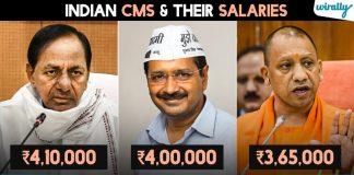 From Kcr To Kejriwal List Of All Indian Chief Ministers & Salaries They Receive For Doing Public Service