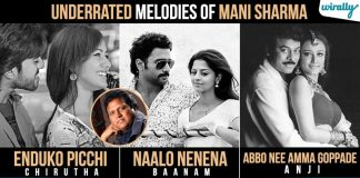 Lets Fall In Love With Most Underrated Melodies Of Mani Sharma