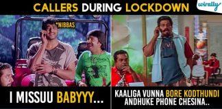 Lockdown Callers