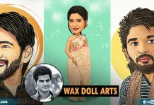 Meet Naresh The Hyderabadi Whose Wax Doll Arts Are Too Cute & Adorable
