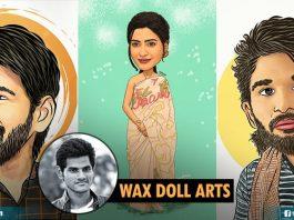 Meet Naresh The Hyderabadi Whose Wax Doll Arts Are Too Cute & Adorable