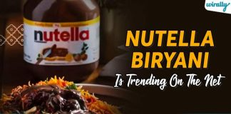 Nutella Biryani Is Trending On The Net