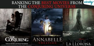 Ranking The Best Movies From The Conjuring Universe