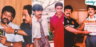 Rare Pics Of Our Tollywood Heroes