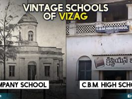 Take A Look At These Incredible Stories Of Vintage Schools In Vizag
