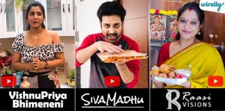 Take A Look At Tollywood Celebrity Youtube Channels & What They Are Doing
