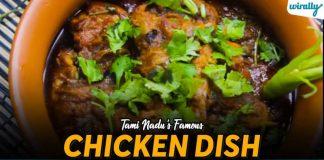 Tami Nadu's Famous Chicken Dish