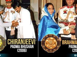 Telugu Actors Who Received Civilan Honors