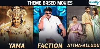 Themes In Telugu Cinema