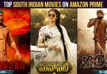 Top 10 South Indian Movies On Amazon Prime