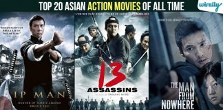 Top 20 Asian Action Movies Of All Time