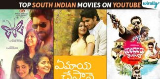 Top South Indian Movies On Youtube
