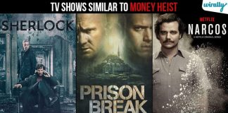 Tv Shows Similar To Money Heist
