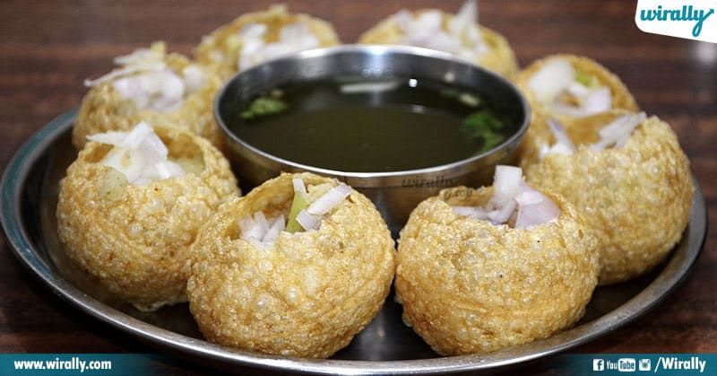 1 8 Different Names Of Panipuri