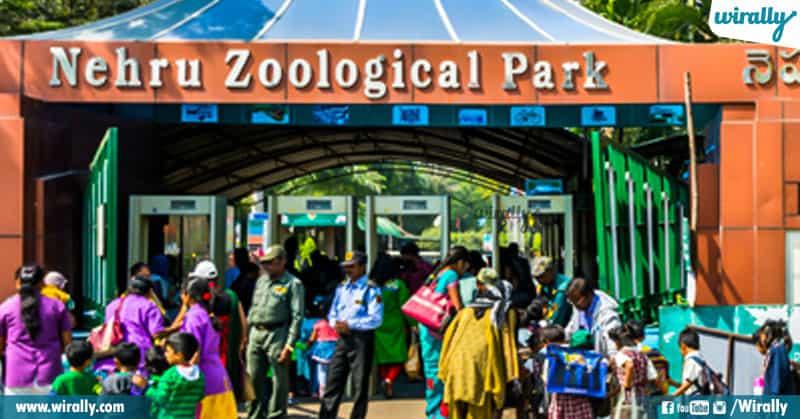1 Hyderabad Nehru Zoo Park