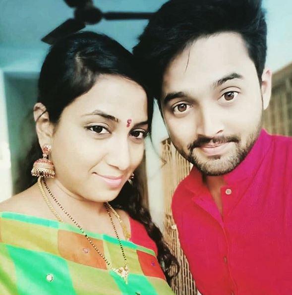 10a. Madhu Sudhan & His Wife