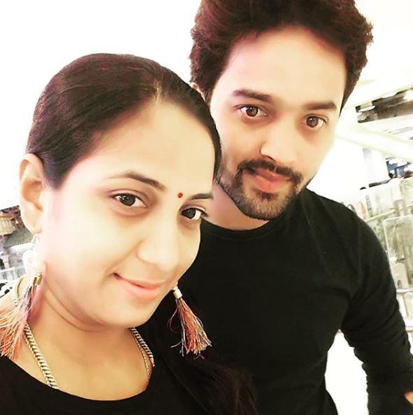10b. Madhu Sudhan & His Wife