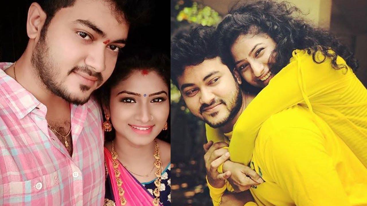 11c. Vishnu Priya & Her Husband