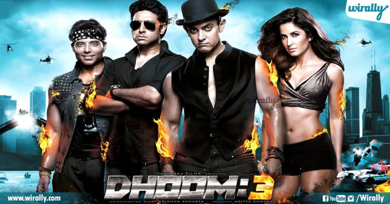 12 Indian Films More Than 500 Crores