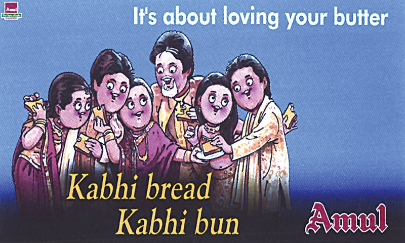14. Amul Posters