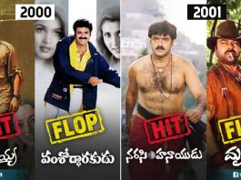 15 Times Chiru & Balayya Clashed At The Bo And Entertained The Audience Thoroughly