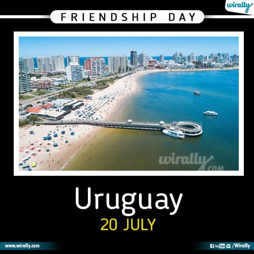 16 Uruguay