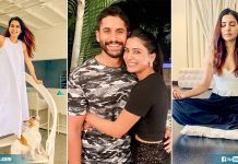 21 Beautiful Pics Of Samantha Akkineni And Naga Chaitanyas Quarantine Life In Their Luxurious Home