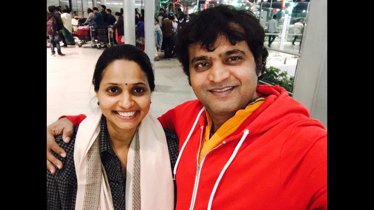 2a. Serial Actor Prabhakar & Family