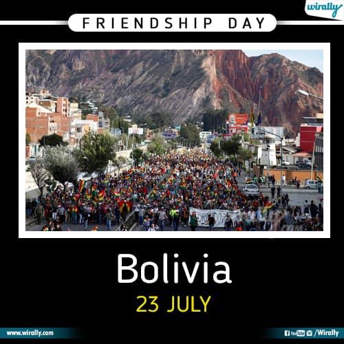 3 Bolivia