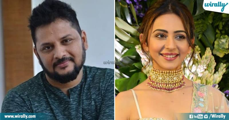 3 Star Directors With Heroines