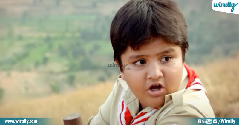 3 Telugu Advertisement Characters