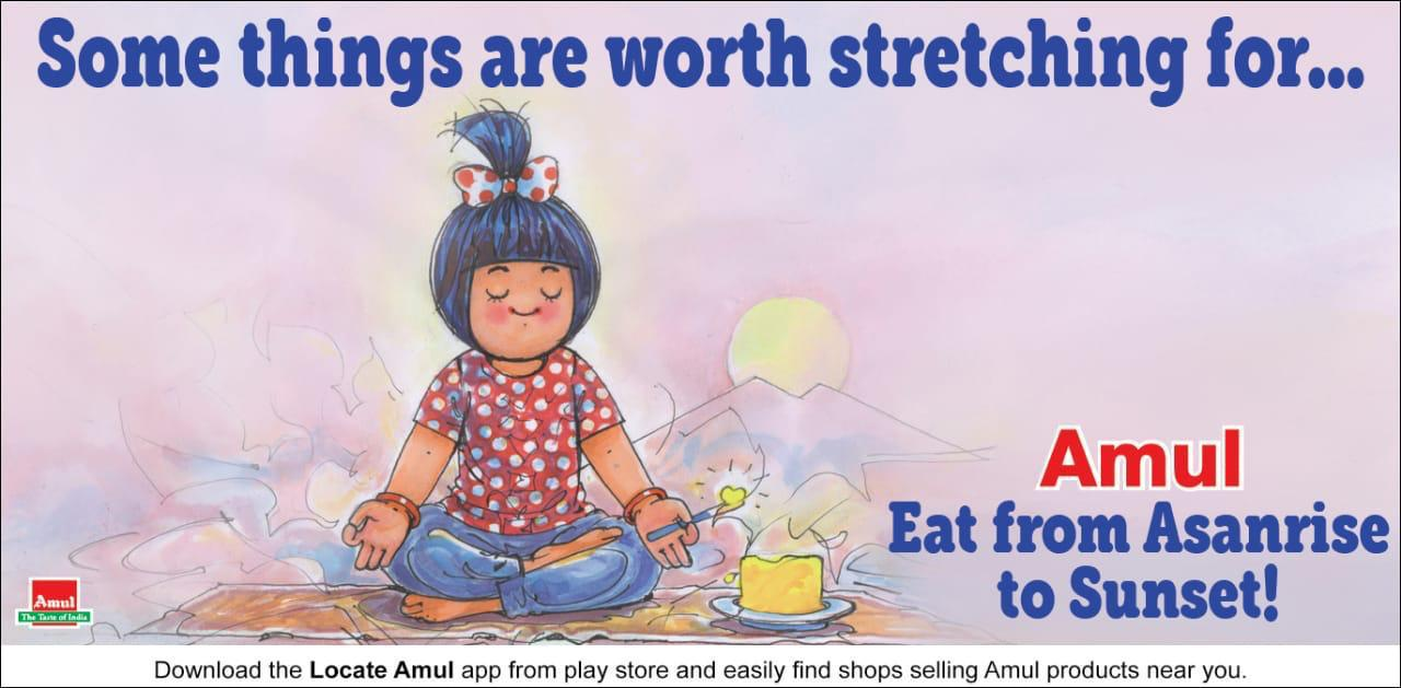 3. Amul Posters
