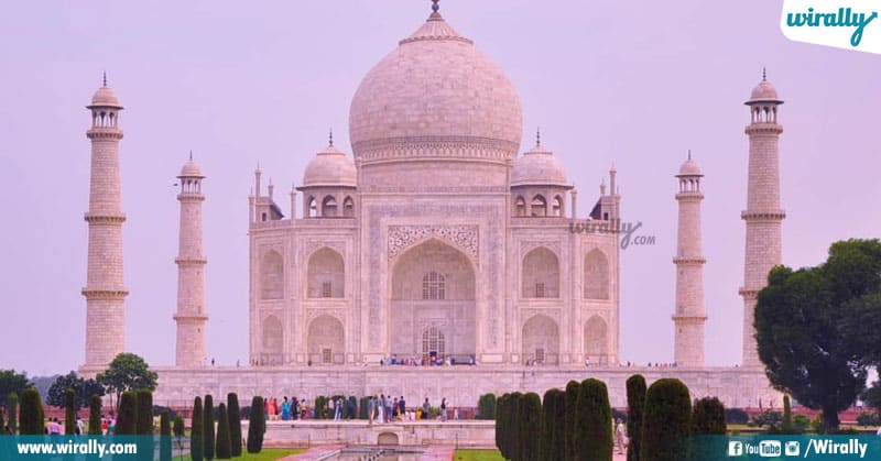 4 Unknown Facts About Taj Mahal