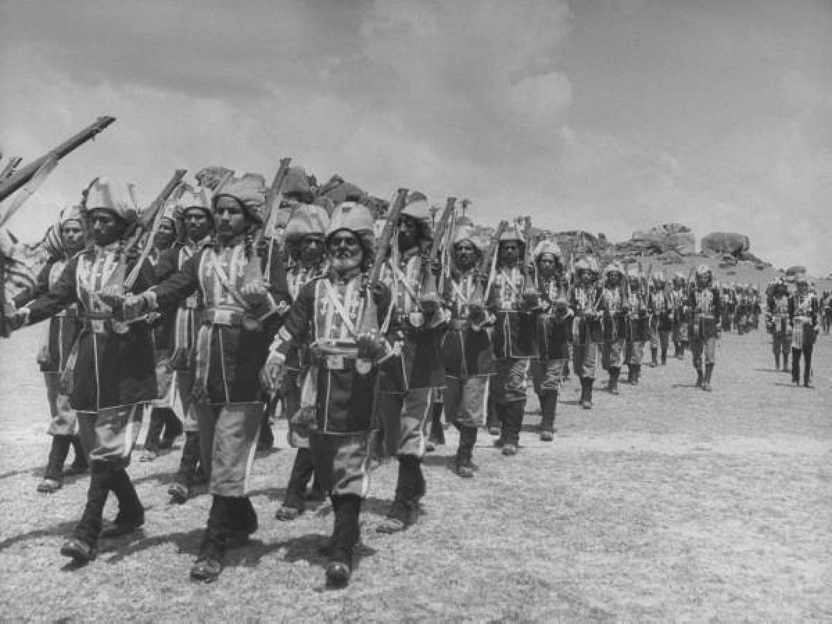 4. 1948 Hydreabad India Massacre