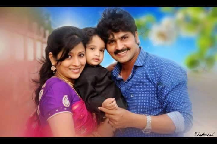 4c. Ravi Kiran & Sushma Family
