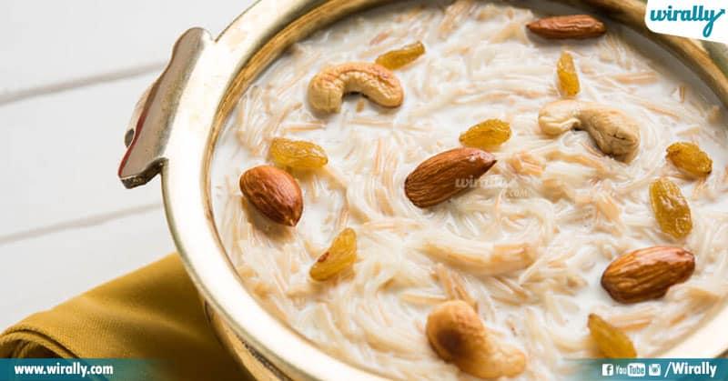 5 Famous Bakrid Dishes