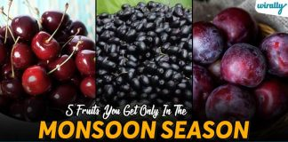 5 Fruits You Get Only In The Monsoon Season