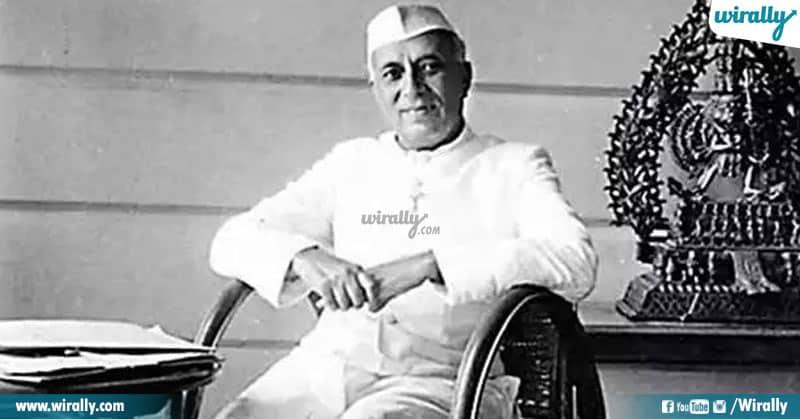 5 Jawaharlal Nehru