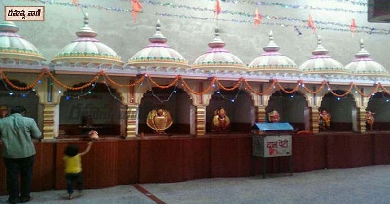 Manu Devi Temple