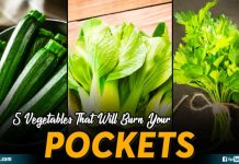 5 Vegetables That Will Burn Your Pockets
