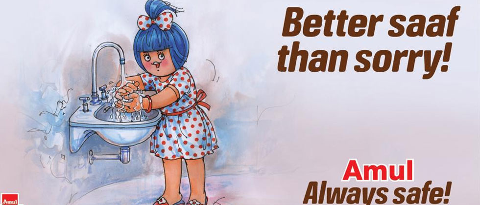 5. Amul Posters