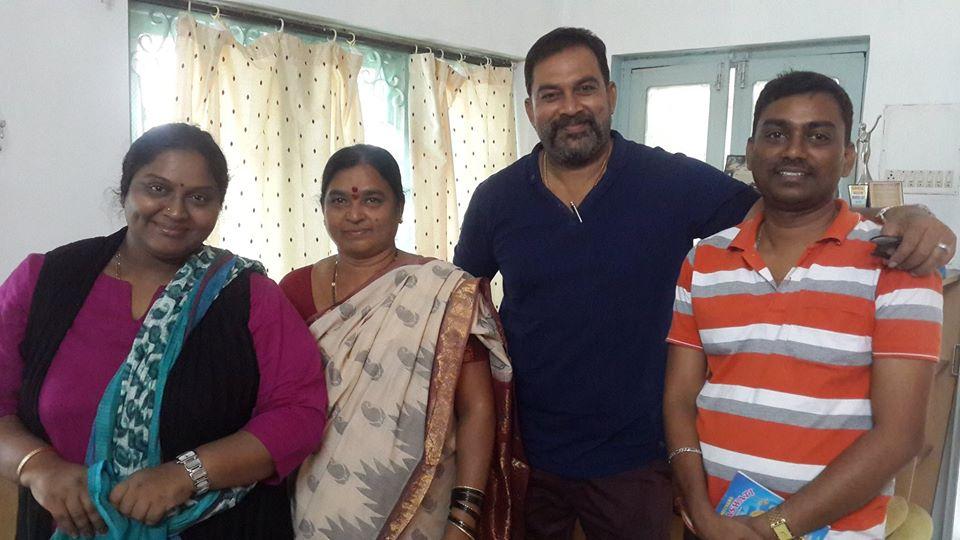 5b. Madhu & Shruthi Singampalli